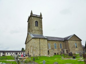 St Macartan's Cathedral, Clogher Photo: © Michael Fisher