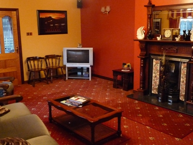 Sitting Room, Glenvar Guesthouse Aughnacloy